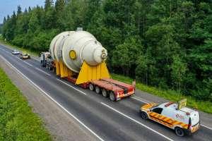 Сопровождение негабаритных грузов конвой сервис